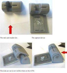 Pemasangan Skimmer Palsu